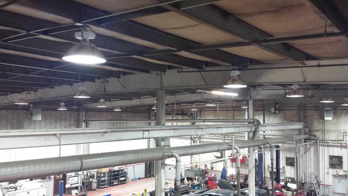 Industrial Led Lighting Fixtures Eco Lighting Solutions